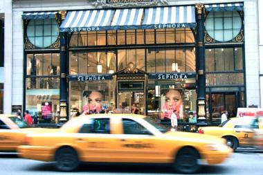 A woman tried to steal $2,739 in goods from the SoHo Sephora store on Aug. 15, 2013, according to police.