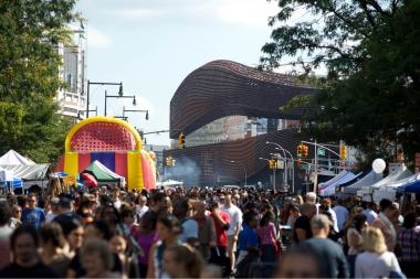 The 39th Atlantic Antic street festival will be held Sept. 29 along the Brooklyn commercial corridor.