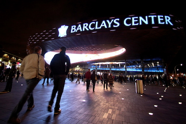 The Barclays Center is looking to hire 300 people for part-time security and guest services jobs this summer.