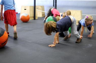 The Hunters Point gym CrossFit Gantry will begin offering classes to children as young as 3 years old this week, offering kids a specially tailored version of the popular fitness program — which emphasizes strength, conditioning and a varied workout routine.