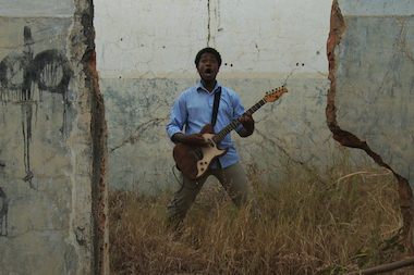 Harlem filmmaker Jeremy Xido spent more than a year documenting the death metal scene in the African country of Angola.