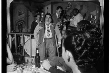 Doc Pomus was a blues singer and a rock songwriter who grew up partly in Williamsburg.