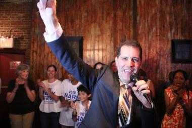 Levine beats back a crowded field to claim victory in the race for Manhattan's 7th Council District.
