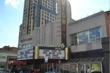 Midway Theater was built in Forest Hills in 1942.
