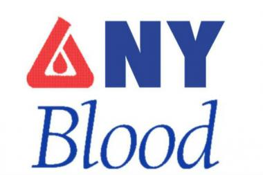 New York Blood Center says supplies of type O-negative could run out within a day.