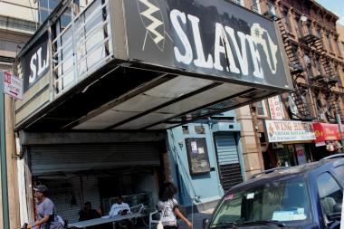 The New Brooklyn Theater hopes to open a new space in the former Slave Theater location, at 1215 Fulton St.