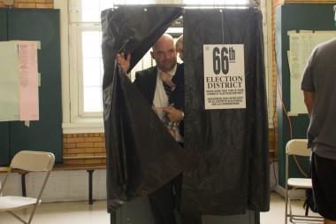 Staten Island Voting Polls