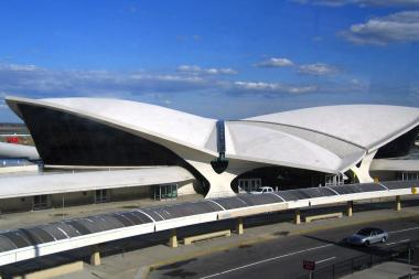 JFK's historic TWA Terminal could become a new home for the Standard Hotel.