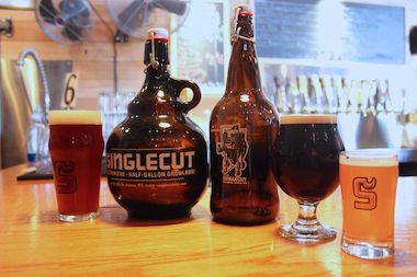Queens Beer Week will kick off with a party at SingleCut Beersmiths in Astoria on April 18.