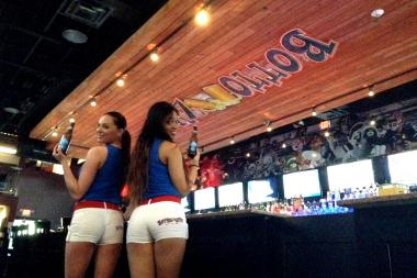 Long Island Sports Bar Bottomz Up is opening its first city location at 344 Third Ave. on Nov. 7.