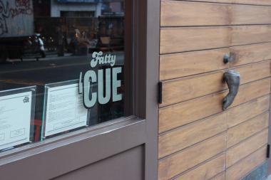 Police said a woman's $2,000 Chanel bag was taken from a chair at Fatty 'Cue in the West Village