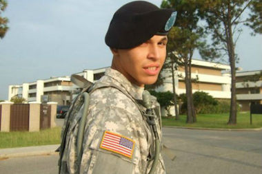 Polanco had planned to go active in the Army before he was shot and killed last fall.