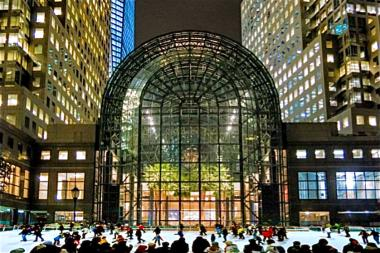 The Rink at Brookfield Place is slated to open in November.