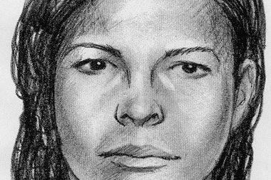 Police are still trying to identify a woman in a 2011 homicide who was found inside a shopping cart and placed on rocks in Gravesend Bay.