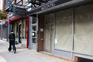 The yet-to-be-named restraurant has been proposed for the shuttered Moldy Fig Jazz Club space at 178 Stanton St.