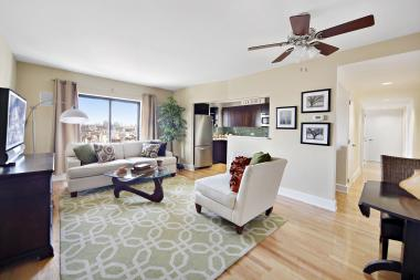 All three two-bedroom apartments are in doorman buildings and are priced at $700,000 or less.