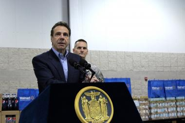 Gov. Andrew Cuomo will reportedly offer $1.5 billion for statewide universal pre-K in his budget announcement on Jan. 21, 2014.