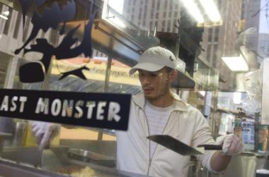 Gary Li, owner of the Toast Monster sandwich cart, is planning to turn it into a new cart called Kaiju, serving Japanese street staples such as rice bowls and seaweed-wrapped rice balls.