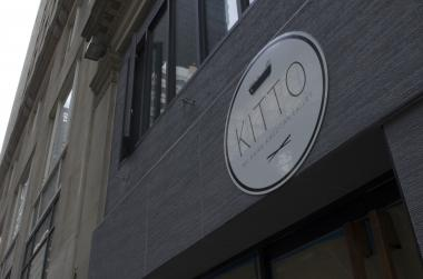 Raymond and Robert Kim, twin brothers, are opening the Asian restaurant, Kitto, and take-out burger restaurant, Graso, on East 48th Street in Midtown.