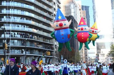 The Macy's Thanksgiving Day Parade will lead to lots of street closures in the Upper West Side and Midtown Wednesday and Thursday.
