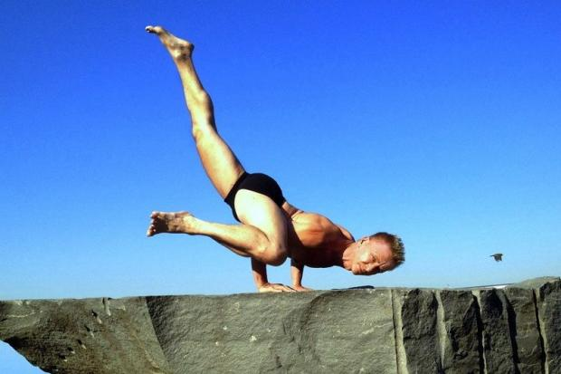 Game? Studio Offers Naked Yoga Classes For Both Men And Women To Boost Body Image (PHOTOS, VIDEO