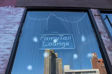 The Fairytail Lounge was raided and closed once again on Friday, police sources said.