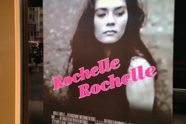 "Posters for ""Rochelle, Rochelle,"" a fake movie that was a recurring joke on ""Seinfeld,"" were spotted on the Upper East Side. An artist put them up."