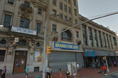 United American Land is currently purchasing two historic buildings on Jamaica Avenue, located next door a building where H&M may move.
