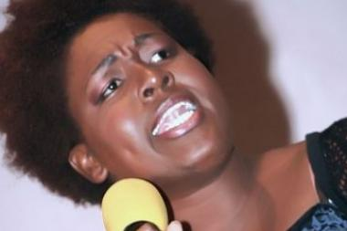 Petula Beckles will perform at the Jamaica Center subway station on Dec. 20.