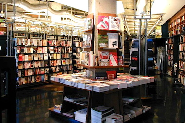 St. Mark's Bookshop has been open since 1977 in the East Village.