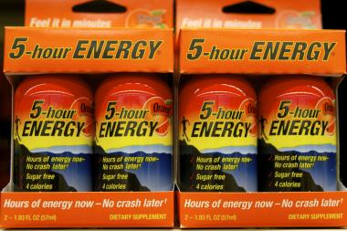 "A thief tried to steal more than 100 packs of ""5-Hour Energy"" from a Rite-Aid at 320 Smith St., police said."
