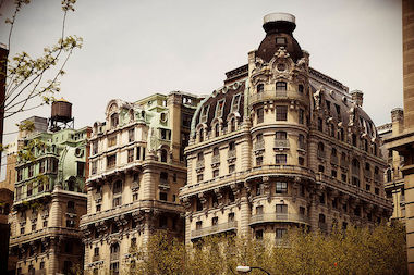 "The Ansonia was the first building to use ""My Coop,"" the new social networking site for buildings."
