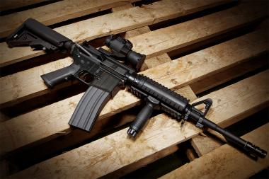 New York State's ban on assault weapons does not violate the second amendment, a federal judge ruled Tuesday.