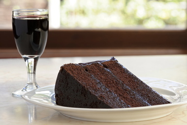 The dessert bar wants to complement its chocolate dishes with drinks like Bailey's Irish Cream.