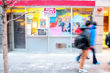 The Committee Against Anti-Asian Violence at 46 Hester Street will be moving in January.