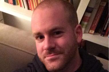 Daniel McClung, 27, died in a fire in his high-rise apartment building in Midtown.