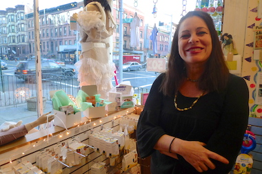 Karen Paperno, the owner of Boing Boing, is considering closing her shop after 17 years in business.