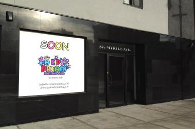 A Kid's Dream — a full service salon and spa for kids — is set to open this winter in Clinton Hill.