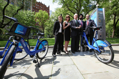 The Citi Bike program launched May 27, 2013 and was spearheaded by Mayor Bloomberg's administration. It has been a widely popular but polarizing program.