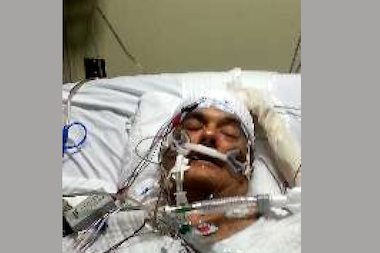 Police are trying to identify this man who collapsed while jogging in Prospect Park Dec. 31, 2013.