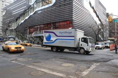 Fifth Avenue had been closed between 12th and 14th streets following the Jan. 15 water main break.