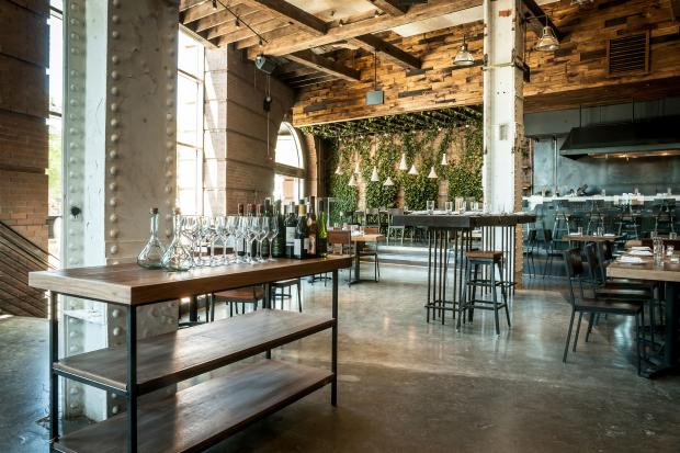 Urban Rustic Restaurant Style Morphs Into Nordic Chic