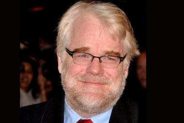 Philip Seymour Hoffman, photographed in 2011.