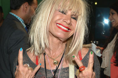 Betsey Johnson spoke to DNAinfo New York ahead of her Fall 2014 Fashion Week Show, which was in partnership with Marist College.