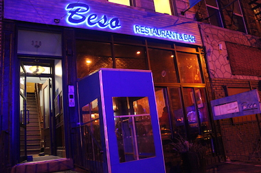 Brooklyn Beso suffered a devastating fire in October. Now they're back open and ready for business.