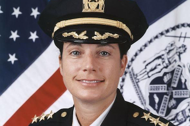 Chief Joanne Jaffe