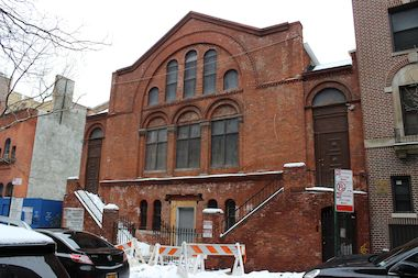 The French Evangelical Church will get three floors in a next-door condo development.