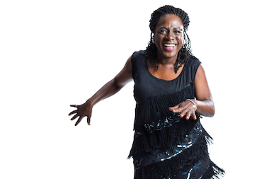 "Sharon Jones and the Dap-Kings just released a new album, ""Give the People What They Want."" They're performing a free concert at Battery Park City's Brookfield Plaza June 16."