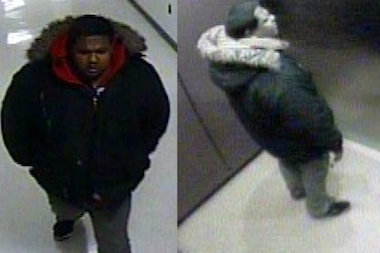Police believe this man exposed himself to an 83-year-old woman at an extended care center in the Bronx.