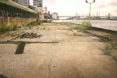 Instead of rehabilitating the Waterside Pier, the city announced that it secured funds to demolish it.